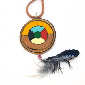 Camp - Indián bizsu nyaklánc