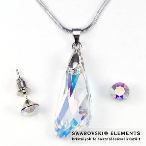 Swarovski kristályos ékszer szett | Ékszer webshop - swarovski kristályos szett