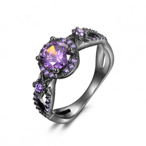 Kristályos Gyűrű