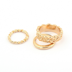 Melin - Divatos bizsu gyűrűk