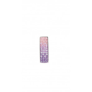 Swarovski® kristályos nemesacél nyaklánc - Twilight
