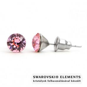 Jazzy Swarovski® kristályos fülbevaló