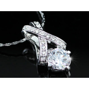 Swarovski kristályos nyaklánc | Swarovski ékszerek