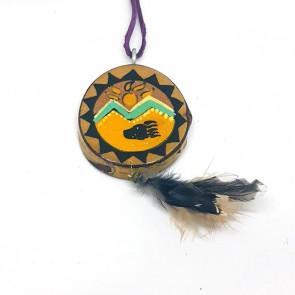 River - Indián bizsu nyaklánc