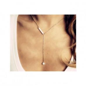 Buo - Egyszerű bizsu nyaklánc