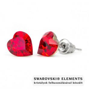 warovski kristályos fülbevaló