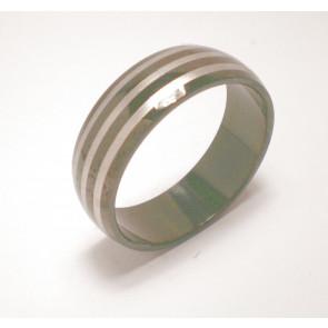 USA : 13 méretű nemesacél gyűrű ékszer