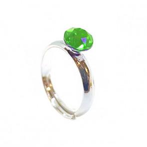 Gyűrű Swarovski® kristállyal