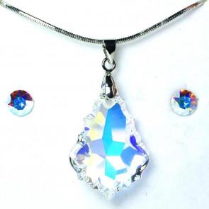 Swarovski kristályos ékszerszett - Mariat Crystal AB