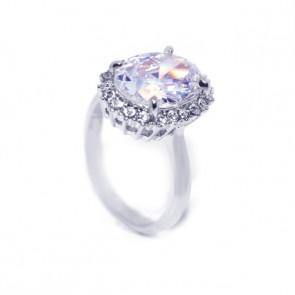 Swarovski Nagy kristályos gyűrű